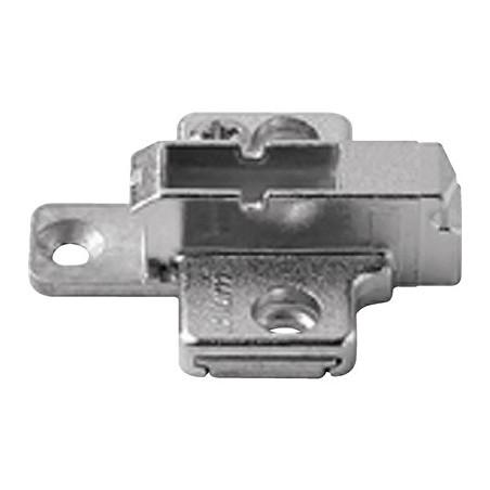 175H9160 CLIP 6 mm-es keresztalakú szerelőtalp