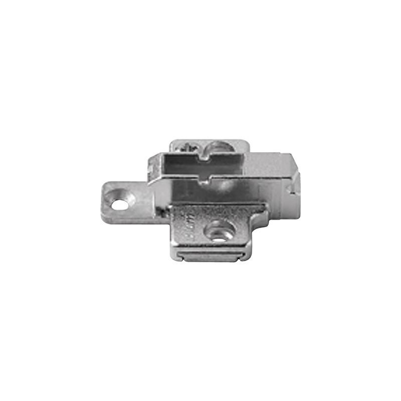 175H7190 CLIP 9 mm-es keresztalakú szerelőtalp