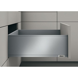 LEGRABOX pure C garnitúra Blumotion 400mm 40kg Terrafekete