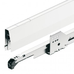 551.54.724 Moovit Matrix fiók 92/450mm 50kg Fehér
