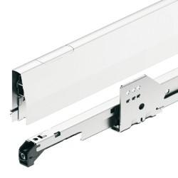 551.54.728 Moovit Matrix fiók 92/650mm 50kg Fehér