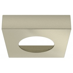 833.72.166 Loox LED keret 65x65mm Matt nikkel