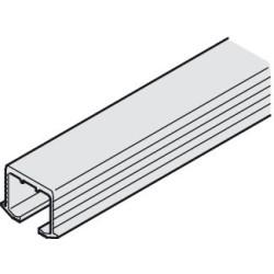 405.00.612 EKU Clipo bemarható felső sín 2500mm Alumínium