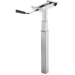 638.50.500 állítható magasságú asztalláb 430-620mm