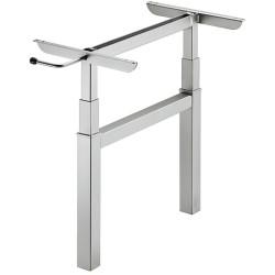 638.56.521 állítható magasságú asztalláb 430-620mm