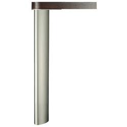 635.67.624 matt nikkel acél asztalláb 101/50,8mm