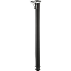 635.64.306 fekete színű felcsukható asztalláb 705mm