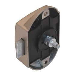 211.63.622 Push-Lock bútorzár 25mm Matt nikkel