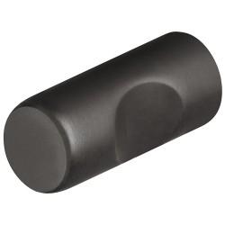 112.02.104 matt fekete 12x25mm