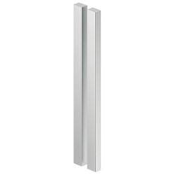 905.01.170 rozsdamentes acél színű 400mm