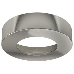 833.72.194 Loox LED keret 65mm Rozsdamentes acél színű