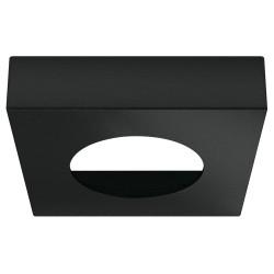 833.72.164 Loox LED keret 65x65mm Fekete