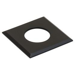 833.72.188 Loox LED keret 40x40mm Fekete