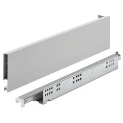 552.21.464 Matrix Box Slim A30 Push to Open szürke fiók szett 16/89/450mm