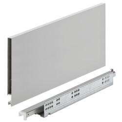 552.23.464 Matrix Box Slim A30 Push to Open szürke fiók szett 16/175/450mm