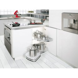 LeMans balos sarokszekrény vasalat 720-900x450mm Arena Style