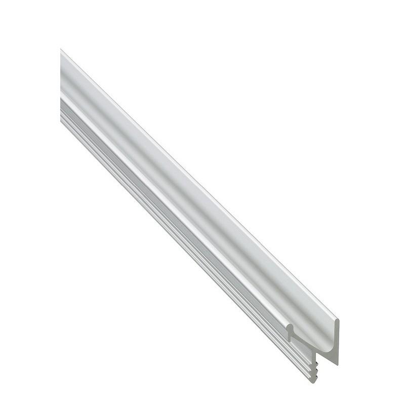 126.38.925 alumínium ezüst fogantyúprofil 2500mm