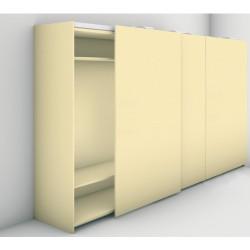 406.11.065 Finetta Flatfront L 70FB egyedi méretű vasalat 3 ajtószárnyhoz