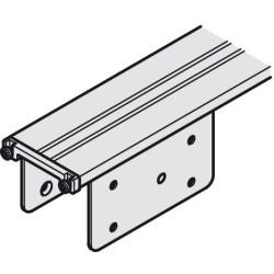 408.45.112 Slido Spinfront összekötő profil 775mm 1 ajtószárnyhoz