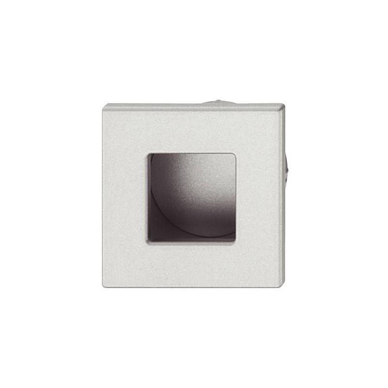 111.20.900 alumínium színű 45x45mm