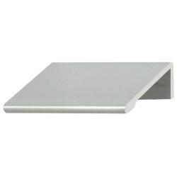 124.02.911 alumínium ezüst 40mm
