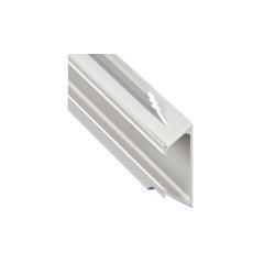 126.13.900 alumínium ezüst fogantyúprofil 2500mm