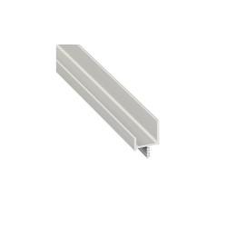 126.21.902 alumínium ezüst fogantyúprofil 2500mm