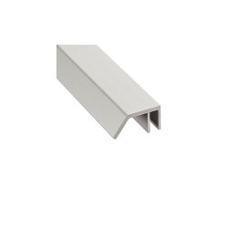 126.41.925 alumínium ezüst fogantyúprofil 2500mm