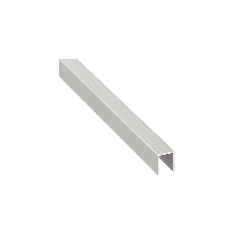 126.94.900 alumínium ezüst élprofil 2500mm