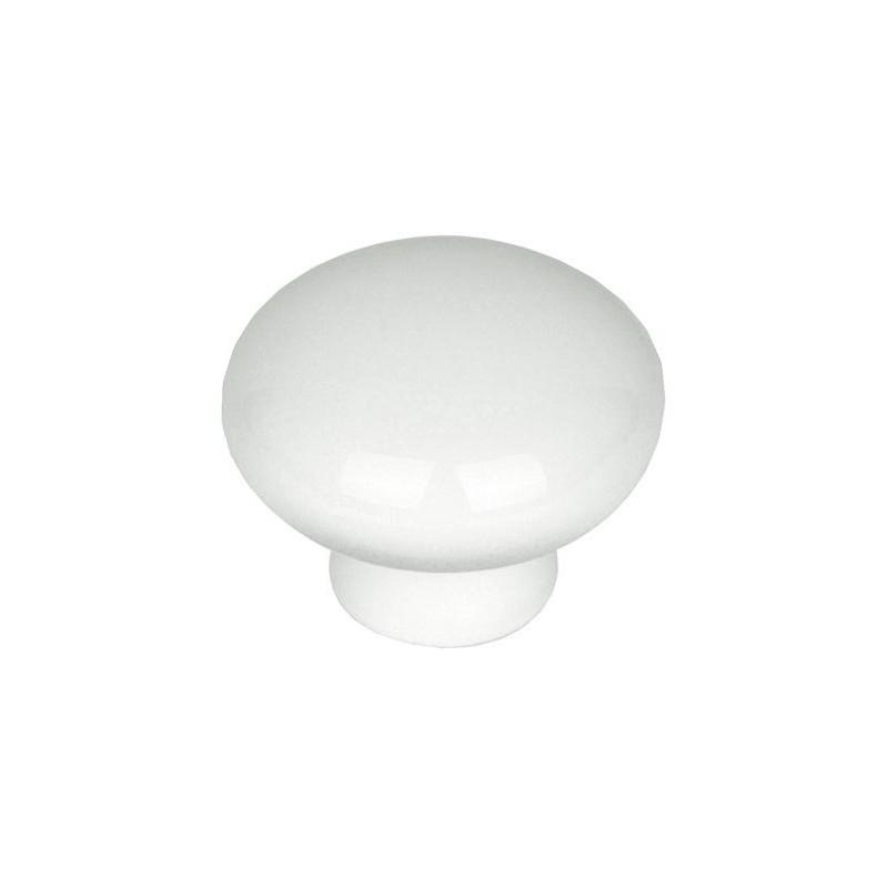 130.08.707 fehér porcelán 32mm