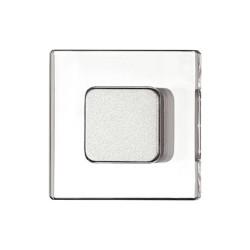 138.26.940 alumínium színű/átlátszó 40x40mm