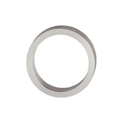 151.77.002 rozsdamentes acél matt 79mm