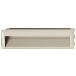 151.86.022 rozsdamentes acél színű 175mm