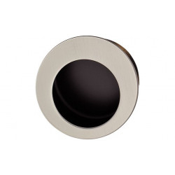 152.57.020 rozsdamentes acél matt/fekete 45mm