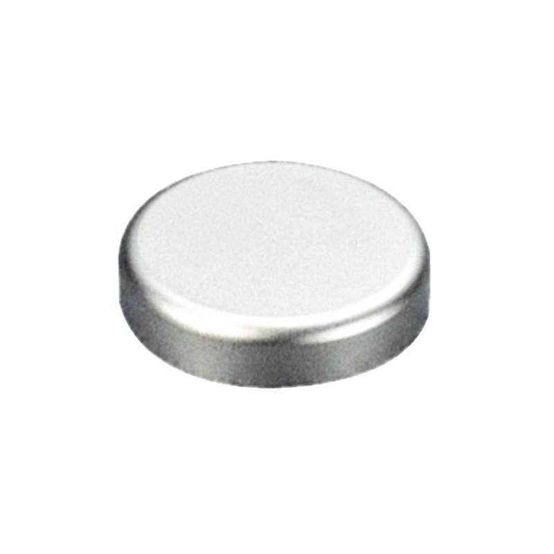Duomatic üvegajtópánt takarósapka ezüst
