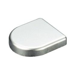 329.22.920 Duomatic üvegajtópánt takarósapka ezüst
