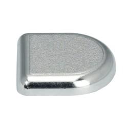 Metallamat A üvegajtópánt takarósapka