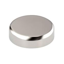 Metalla Mini A üvegajtó pánt takaró sapka