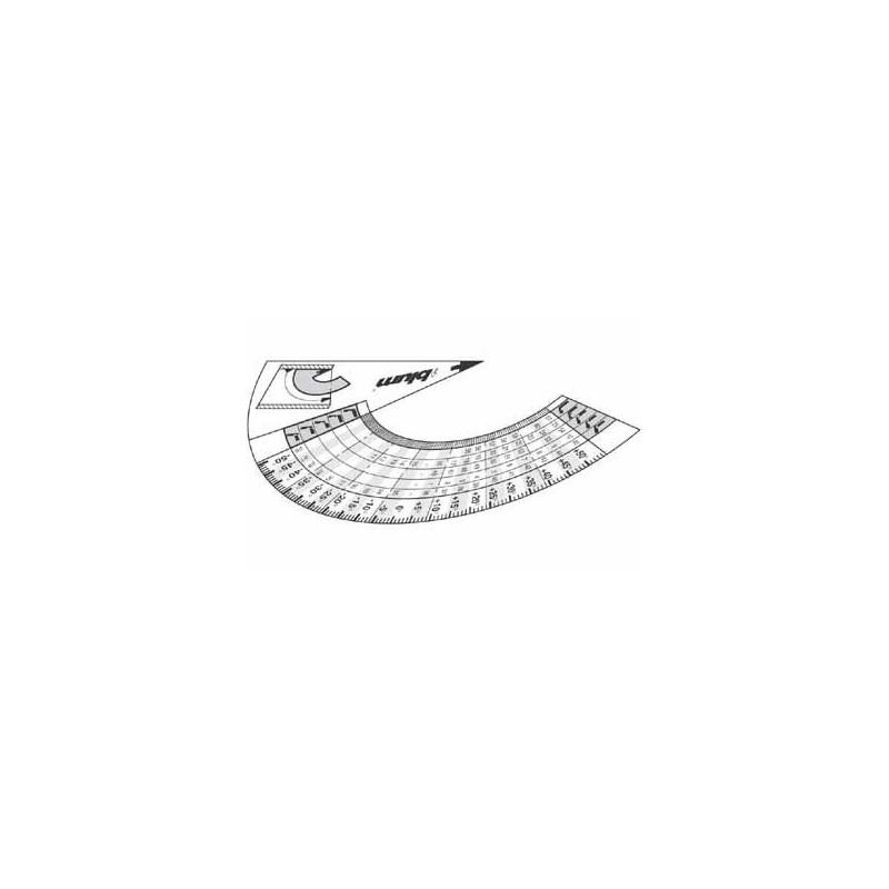 65.5810.01KO-WI-S V1 Korpuszszögmérõ sablon