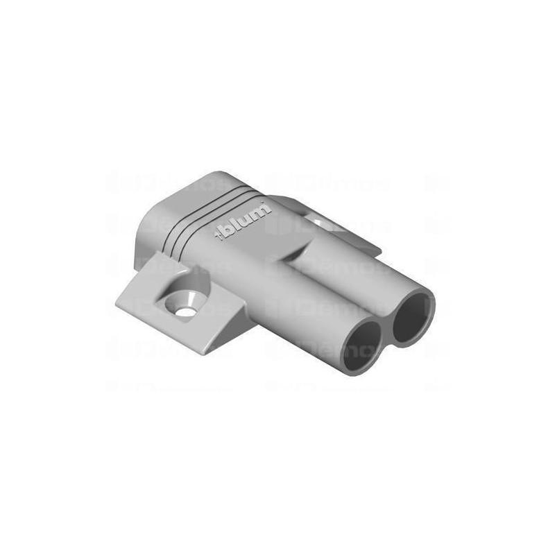 970.2501 BLU-AP V50R736 keresztalakú dupla adapter BLUMOTION-hoz