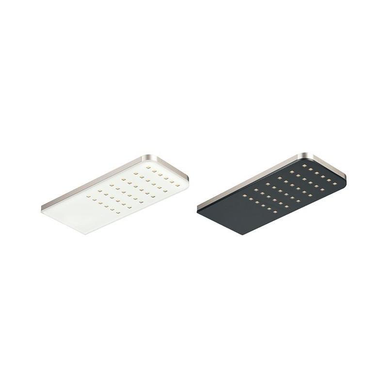 LED 1086 meleg fehér Fekete