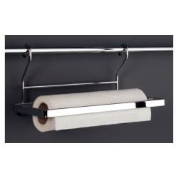 Konyhai tekercstartó papírtörlőhöz matt króm