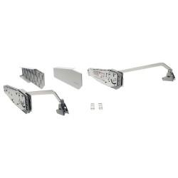 372.37.732 Free Fold felnyíló szett Fehér 580-650mm / 4,3-8,8kg