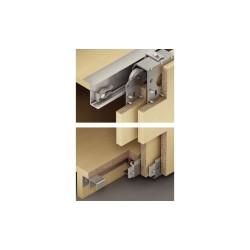 Slido Classic 50 VF P szett 2 ajtóhoz