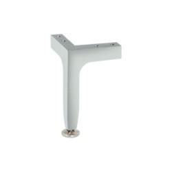 Alumínium bútorláb 142mm