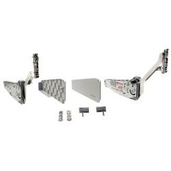 372.33.531 Free Up felnyíló szett Szürke 430-600mm / 2,6-5,5kg