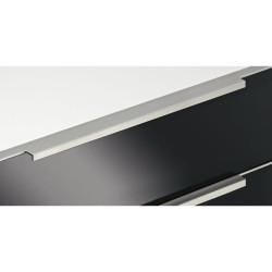 126.26.002 rozsdamentes acél színű 395mm