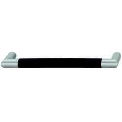 194.01.304 fekete bükk/rozsdamentes acél színű 192mm