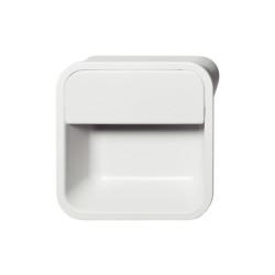151.11.781 matt fehér 52x52mm