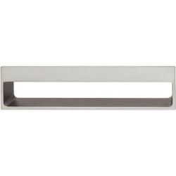 151.11.661 rozsdamentes acél színű 190x47mm